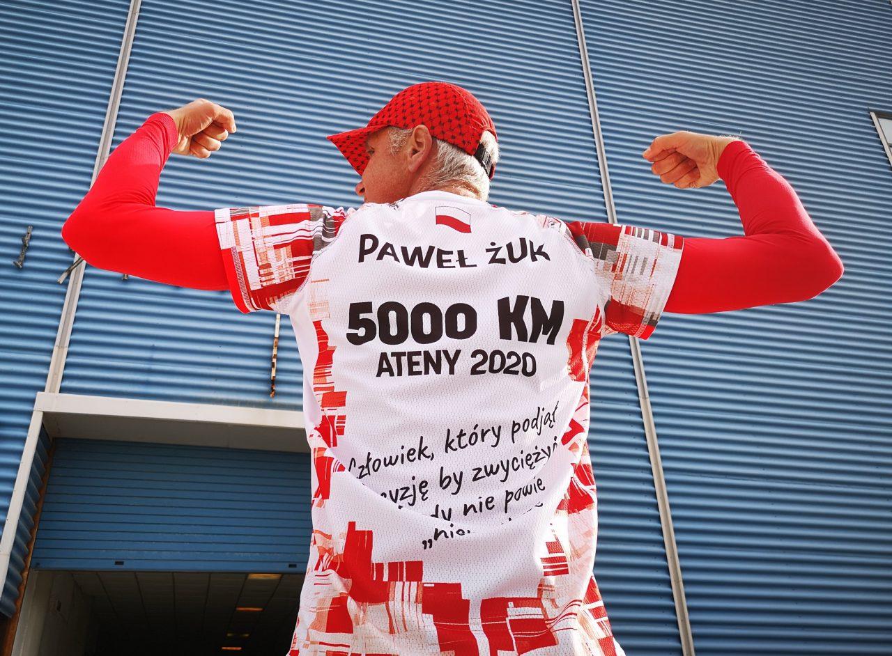 200.Maraton Pawła Żuka